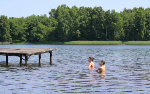 Lietuvoje prasidėjus maudymosi sezonui, kai kuriose laisvalaikio zonose nustatyta tarša
