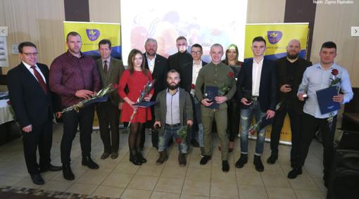 Šventėje pagerbti Šiaulių rajono sportininkai