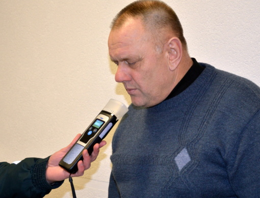 Šiaulių apskrities pareigūnų rankose–  nauji alkoholio matuokliai