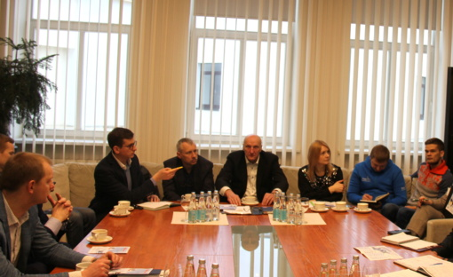 Druskininkų savivaldybėje aptarta LTeam festivalio programa