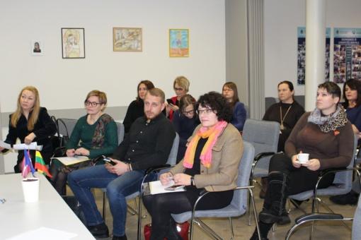Verslo paramos sistemos įgyvendinimo galimybės Latvijoje ir Lietuvoje