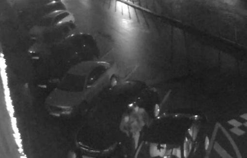 Ieškomi eismo įvykį matę asmenys (vaizdo įrašas)