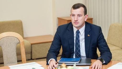V. Sinkevičius: laukiame kiekvienos Didžiosios Britanijos įmonės investicijų Lietuvoje