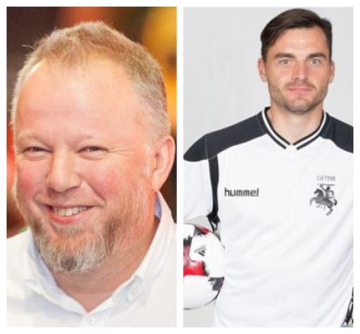 V. Radzevičius: geriausiu Lietuvos futbolininku turėtų tapti E. Šetkus