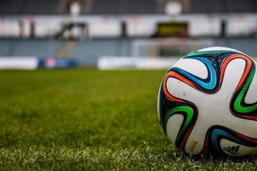 18-mečių futbolo rinktinė pradės kovą turnyre Minske