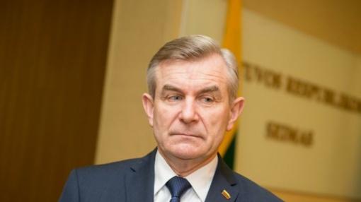 """Seimo pirmininkas: """"Lituanistinių mokyklėlių užsienyje svarba plėtojant lietuvybę yra itin didelė"""""""