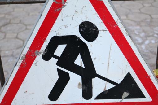 Vandentiekio avarijos likvidavimo darbai Vilniaus Žemaitės gatvėje baigti sekmadienį