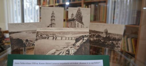Tarpukario Kaunas senojoje lietuviškoje filokartijos kolekcijoje