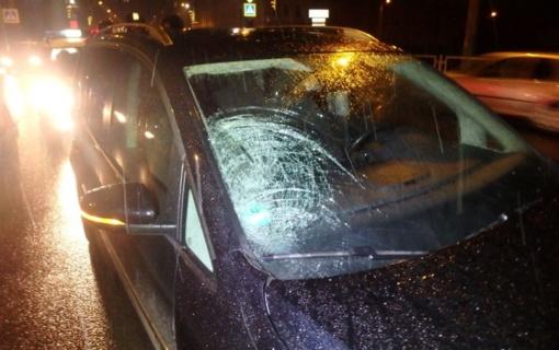 Vilkaviškio rajone per eismo įvykį nukentėjo 5 žmonės