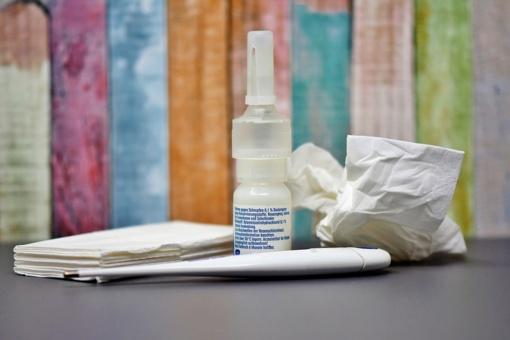 NVSC: sergamumas gripu per savaitę pakito nedaug ir yra būdingas šiam metų laikui