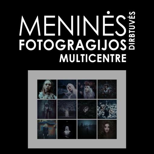 Nemokamos fotografijos dirbtuvės bibliotekos Multicentre