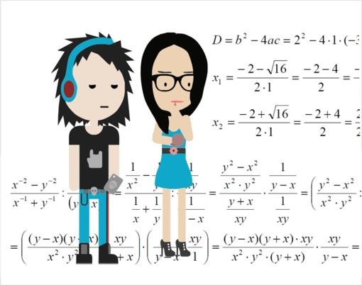 Nemokamos matematikos konsultacijos dvyliktokams