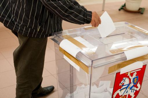 Daugiausia rinkimų komisijų pirmininkų – po Socialdemokratų darbo partijos skėčiu