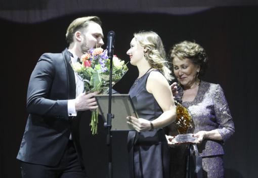 LNOBT apdovanoti geriausi praėjusių metų operos ir baleto solistai