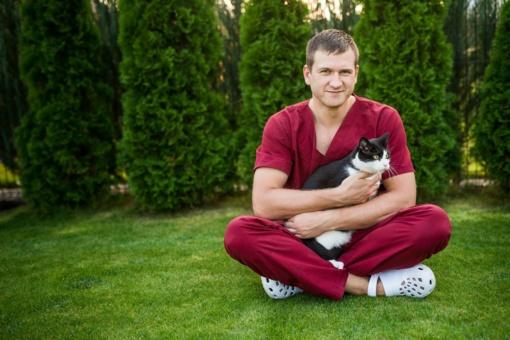 Ko bijo garsiausias Lietuvos veterinaras Paulius Morkūnas?