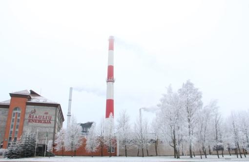 """AB """"Šiaulių energija"""" – Lietuvos didmiesčių lyderis, tiekiantis vartotojams šilumą mažiausia kaina"""