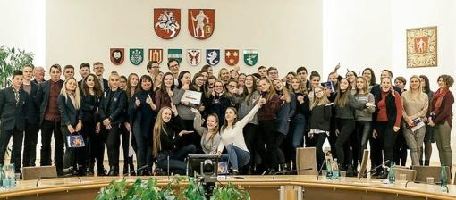 Trakų rajono jaunimo politika: auga ir keičiasi kartu su jaunimo bendruomene