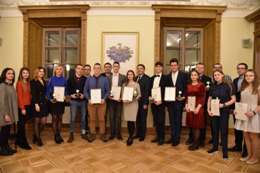 Apdovanojimai Šalčininkų jaunimui