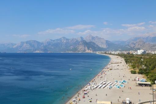 Turkija džiaugiasi išaugusiu turistų, taip pat ir iš Lietuvos, skaičiumi