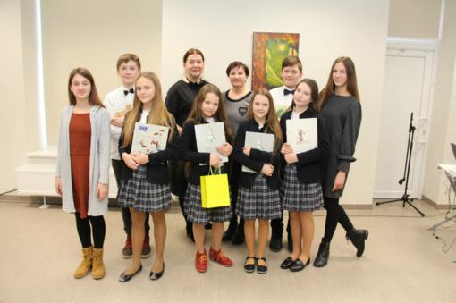 Baigėsi Šilutės rajono mokyklų meninio skaitymo konkursas
