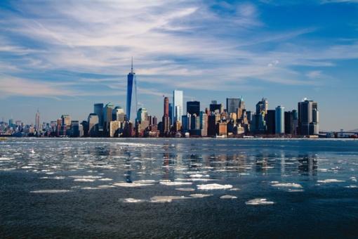 JAV Vidurio Vakarus po šalčių pasieks atšilimo banga