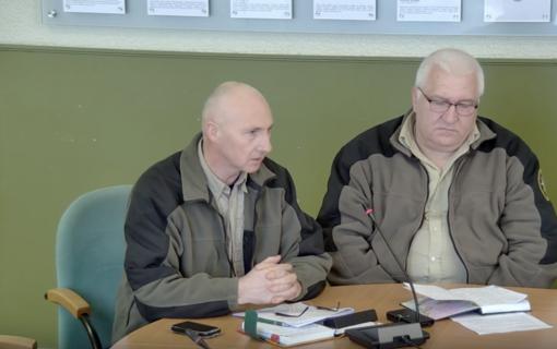 Molėtų rajono savivaldybėje vykusioje konferencijoje aptarti ir aplinkosaugos klausimai