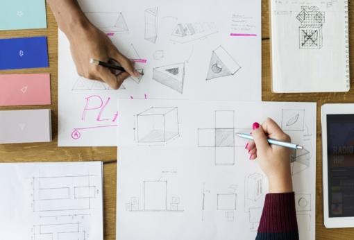 """Garsi architektė G. Janulytė-Bernotienė: """"Piešimas architektui – tai tarsi svajonės perteikimas ant balto lapo"""""""