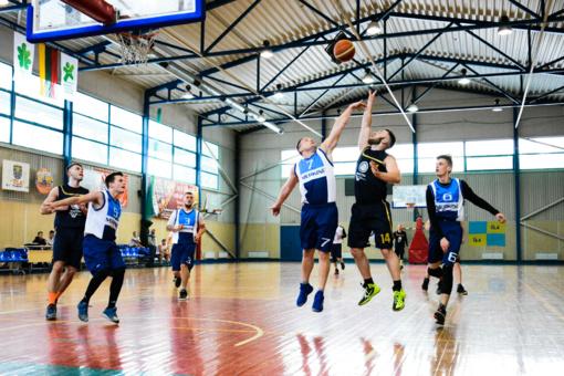 Varėnos rajono krepšinio lygoje įpusėjo reguliarusis sezonas