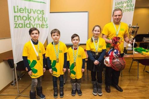 Sveikiname Lietuvos čempionus!