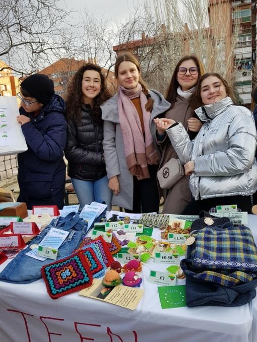 """Marijampolės marijonų gimnazistams """"Erasmus+"""" projekto susitikimas Ispanijoje baigėsi ašaromis"""