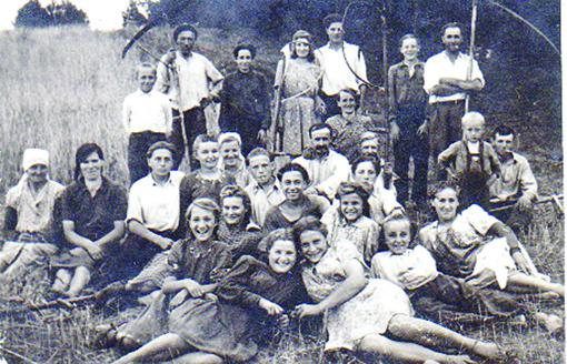 Vietovardžiai, kaimai, gyventojai
