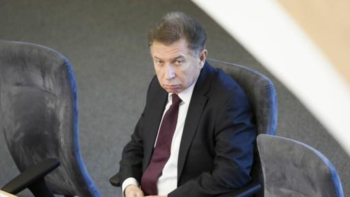 Teismas kreipėsi į VRK, prašydamas leisti patraukti atsakomybėn R. A. Ručį