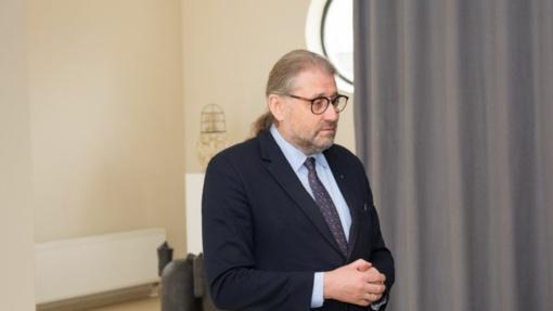 Panevėžio korupcijos tyrime – dar viena mero R. M. Račkausko apklausa