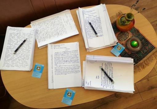 Gripas XVI diktanto konkursui nesutrukdė