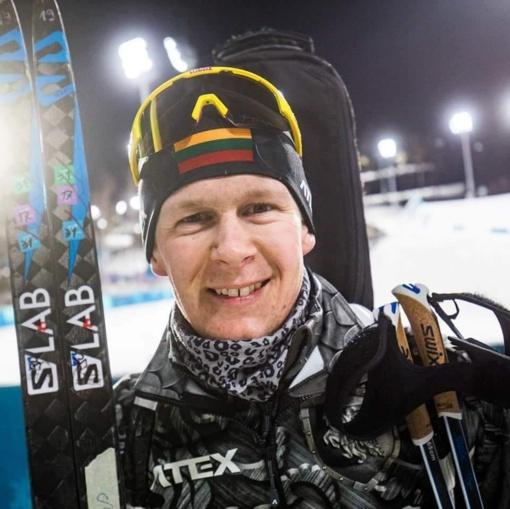 Startui Kanadoje pasiruošęs biatlonininkas T. Kaukėnas: apsirengi viską, ką turi atsivežęs, ir šliuoži
