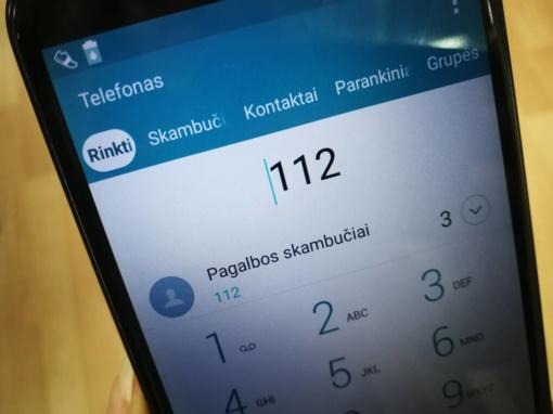 Vasario 11-oji– Europos skubios pagalbos telefono numerio diena