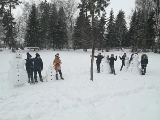 Pašlūžmio žiemos linksmybės