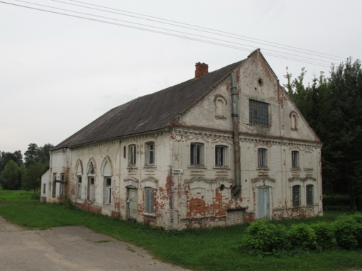Pušaloto sinagoga paskelbta valstybės saugomu objektu