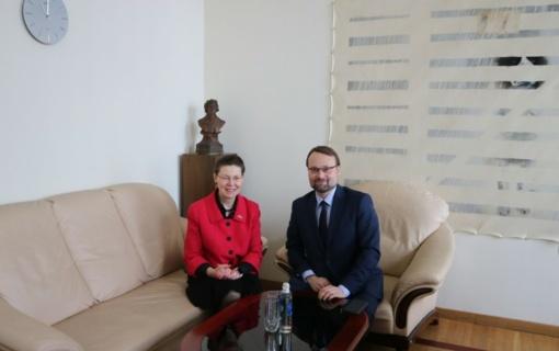 Švedija – svarbi Lietuvos kultūrinė partnerė