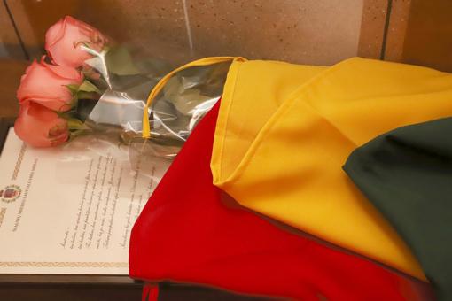 Šiauliai dėkingi miestą ir Lietuvą kūrusiems senjorams