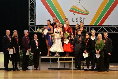 Alytuje paaiškėjo Lietuvos 10-ies šokių čempionato nugalėtojai