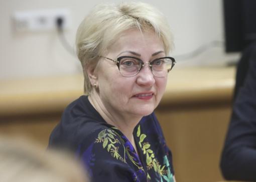 R. Budbergytė: su korupcija kovojama formaliai, ir tai - premjero atsakomybė