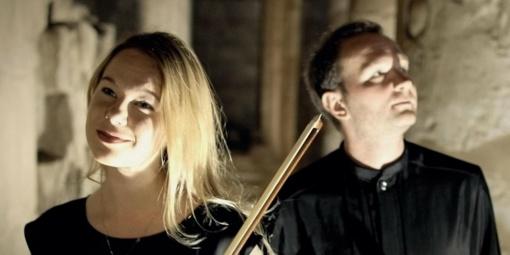 Smuikų dueto koncertas Anykščių koplyčioje!