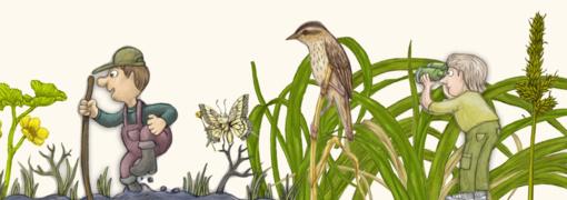 Atidaryta nauja interneto platforma, padėsianti vaikams pažinti gamtą
