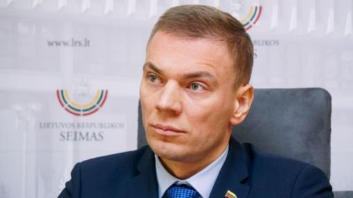 M. Puidokas dalyvaus prezidento rinkimuose