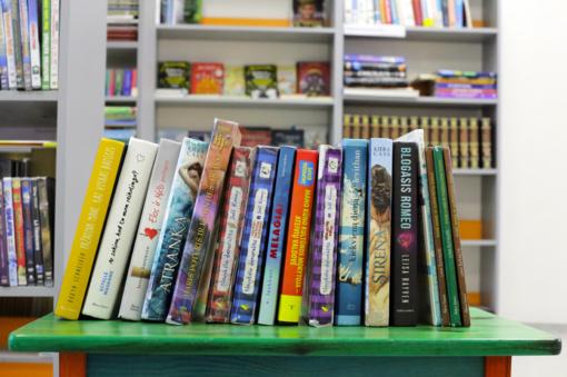 Skaitomiausių 2018 m. vaikų ir jaunimo knygų TOP 5