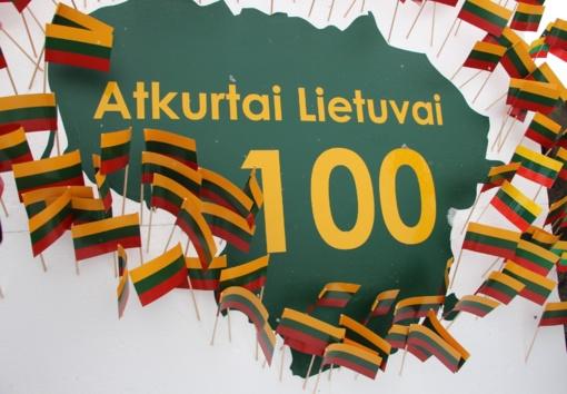 Vasario 16-osios – Lietuvos valstybės atkūrimo šimtmečio – minėjimo renginiai Pasvalio rajone