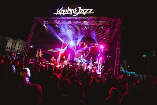 """""""Kaunas Jazz"""" šiemet vyks septyniuose miestuose"""