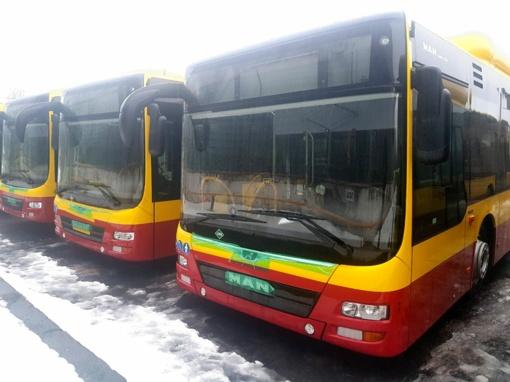 Etaplius.lt skaitytoja: kodėl mieste daugiau senų autobusų?