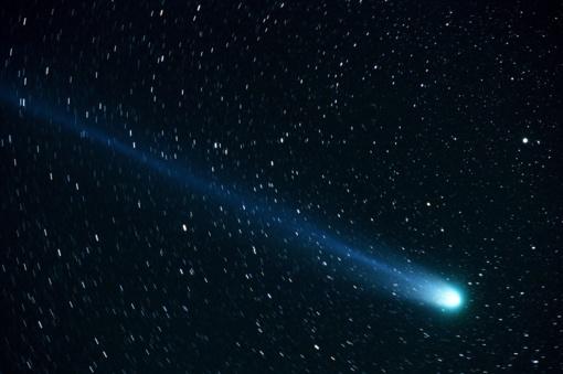 Viešnia iš toli: šį vakarą pro Žemę praskries kometa